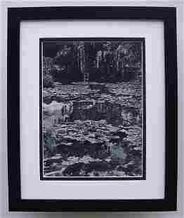 Monet's Garden 1937-1940 Photogravure