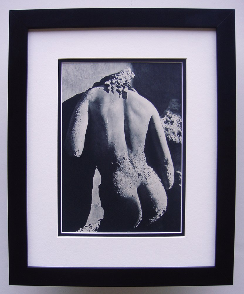 Herbert List Framed and Matted Photogravure