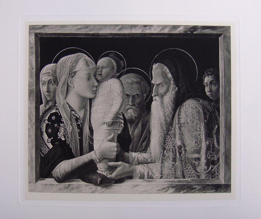 Andrea Mantegna Presentation of Christ