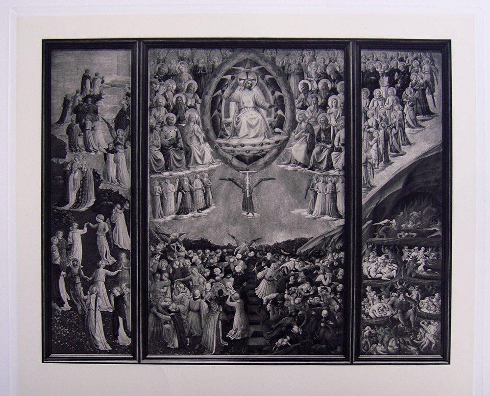 "Fra Angelico ""Judgement Day"""