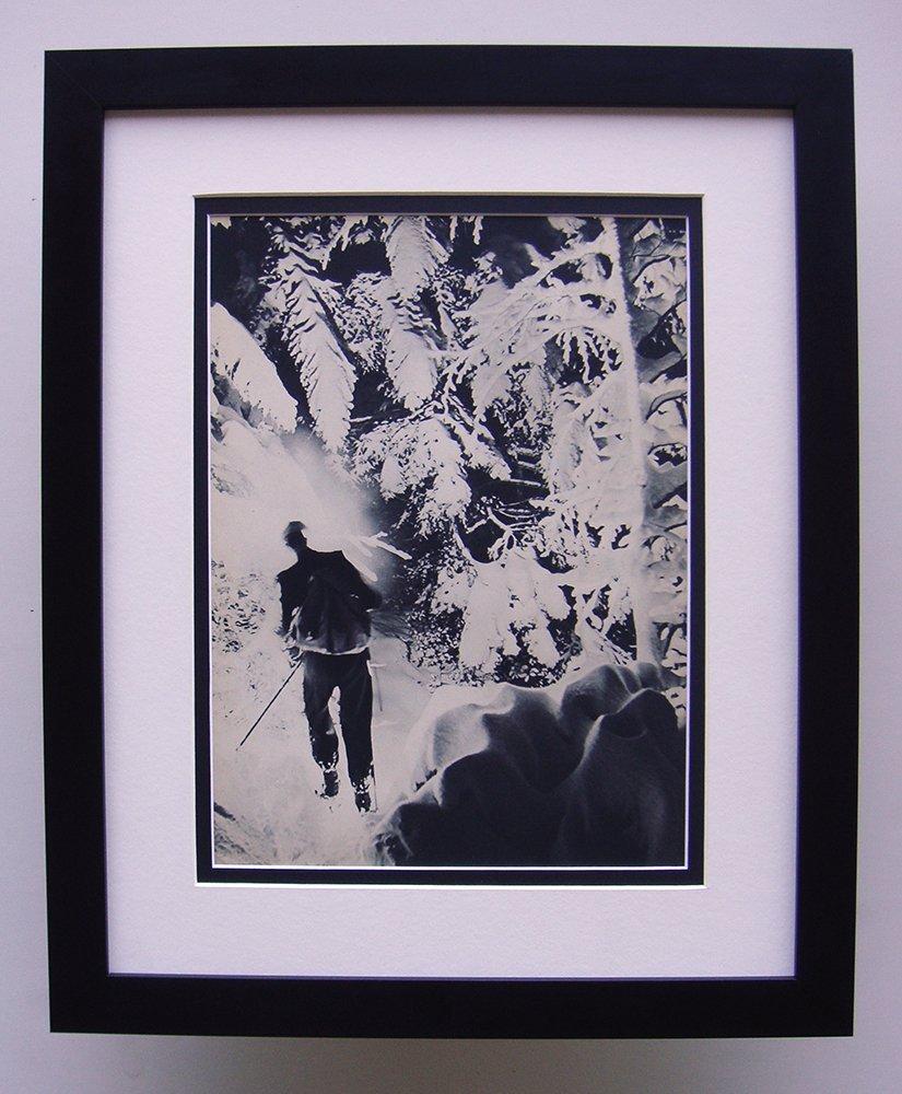 Machatschek photogravure Framed