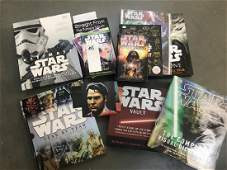 A good collection of Star Wars books & ephemera