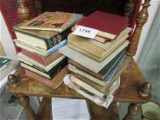 A collection of 20 first and early editions to include