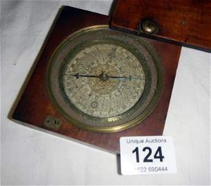 A Henry Sutton's form of magnetic Azimuth dialling