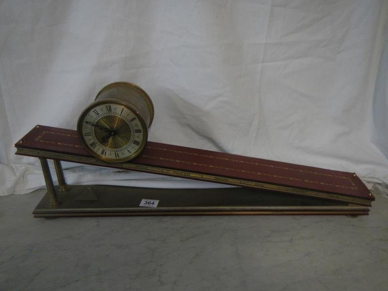 A Dent incline mystery clock