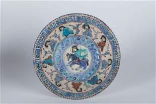A Minai bowl