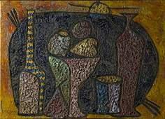 George Braque (attr.) - Stll Life