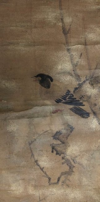 Chinese 18th C Painting Scroll