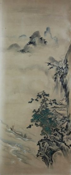 Chinese 19th C Painting on Paper