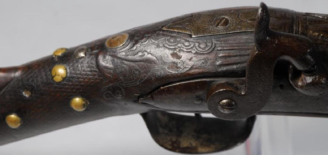 FRENCH TRADE RIFLE C. 1780'S, AND NO LATER THAN - 2