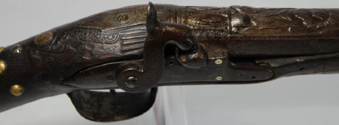 FRENCH TRADE RIFLE C. 1780'S, AND NO LATER THAN - 3