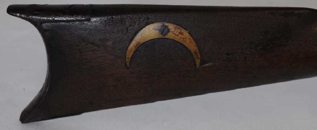 RARE PLAINS TREATY RIFLE BY J. HENRY FOR INDIAN - 2