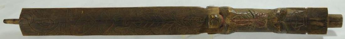 VERY FINE HISTORIC PIPE STEM C. 1800'S, FOUND IN - 2