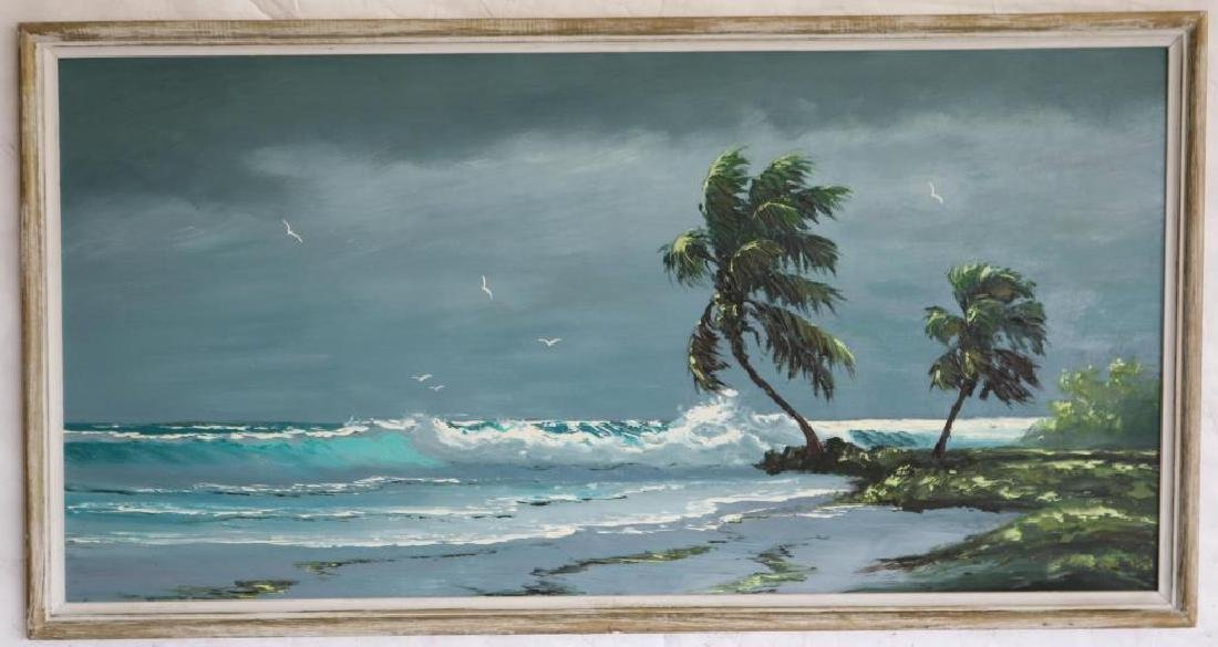 HAROLD NEWTON, 1934-1994, FLORIDA HIGHWAYMEN