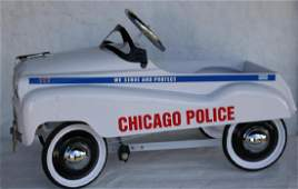 CONTEMPORARY 1950'S STYLE CHICAGO POLICE