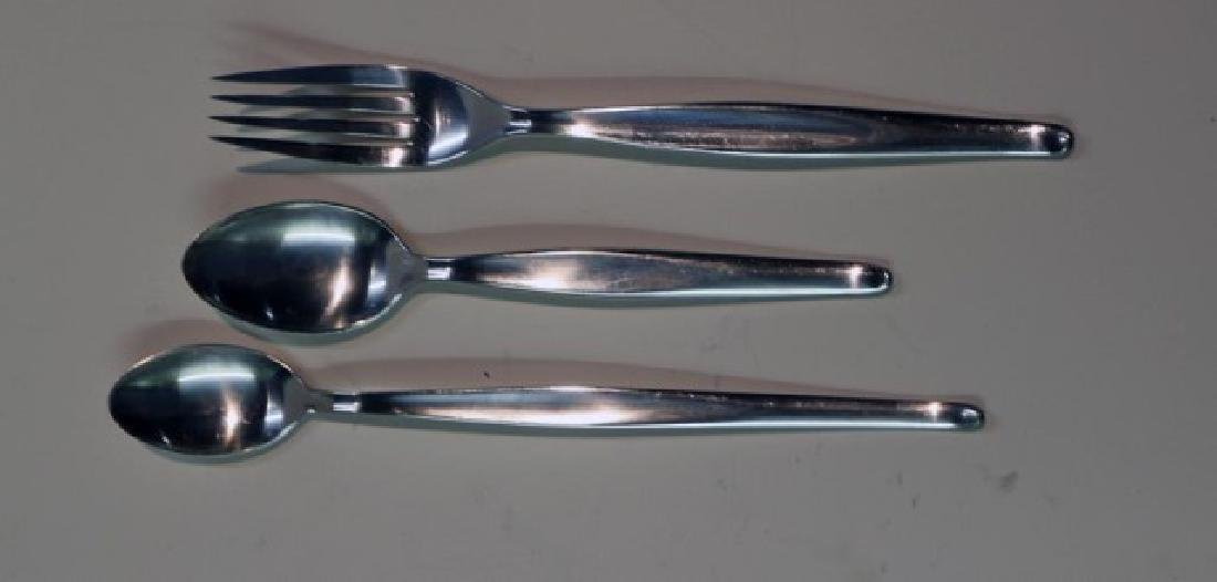 3 PCS TOWLE STERLING FLATWARE IN THE CONTOUR