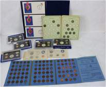 COIN COLLECTION TO INCLUDE 13 BUFFALO NICKELS, 75