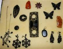 COLLECTION OF VICTORIAN  OTHER JEWELRY TO