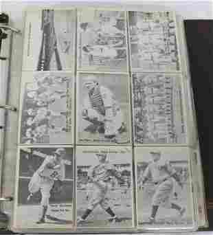 COLLECTION OF BASEBALL CARDS TO INCLUDE 92 OLD