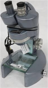 GRAF APSCO WORK LED LIGHT MICROSCOPE, 1X, 1.5X,