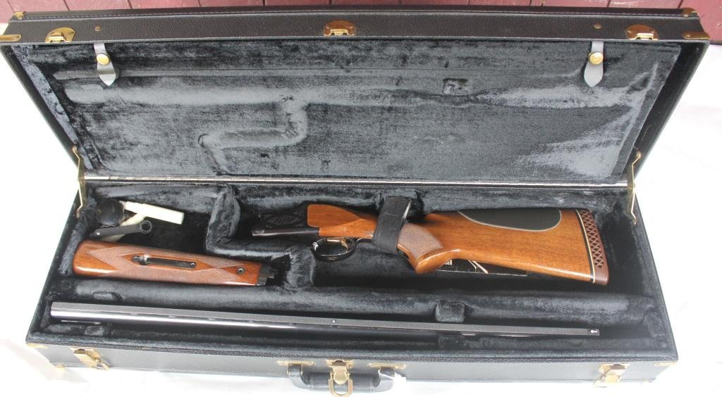 BROWNING CITORI 12 GAUGE OVER/UNDER SHOTGUN,