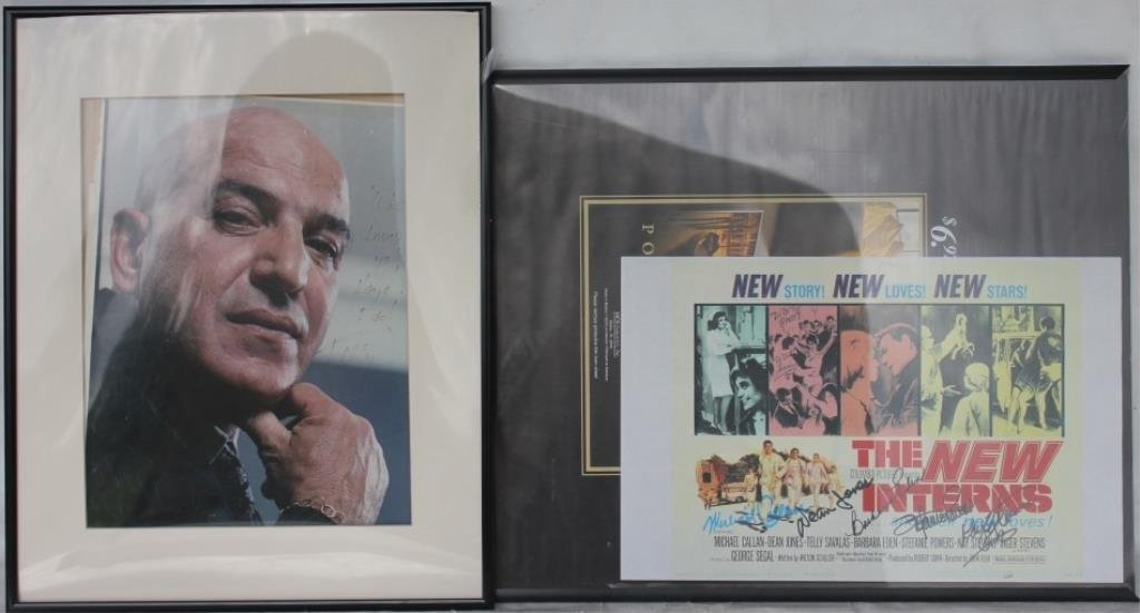 TWO KAYE STEVENS ITEMS TO INCLUDE