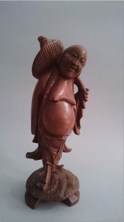 A Wooden Figure
