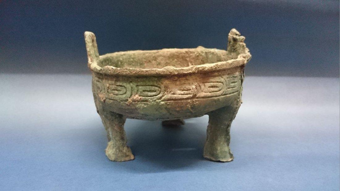 A Bronze Ding
