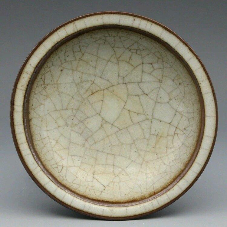 A Brown Glaze Bowl