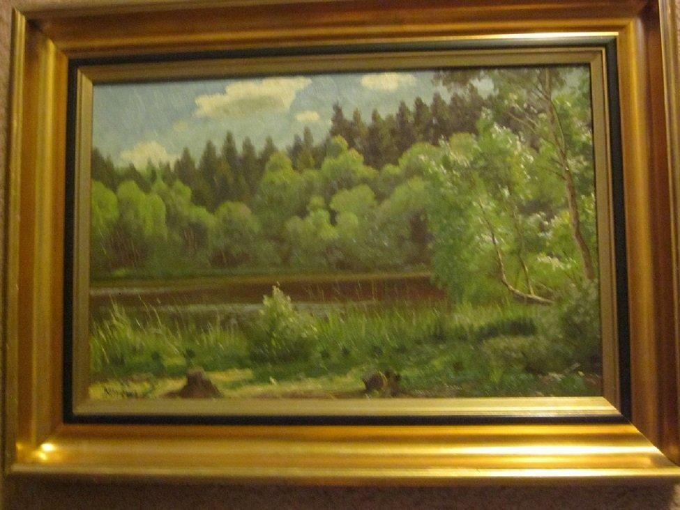 Kai Jeppe Drews (Denmark 1884-1964) Untitled oil/canvas