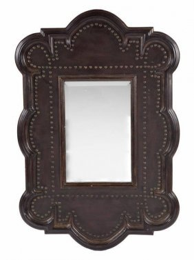 FROM RON WOOD COLL (STONES) TUSCANY LUCCA MIRROR