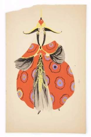 From Ron Wood Collection - Famous Alberto Vargas Peru