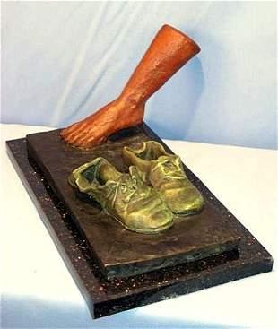 Salvador Dali Stunning Original Limited Edition Bronze
