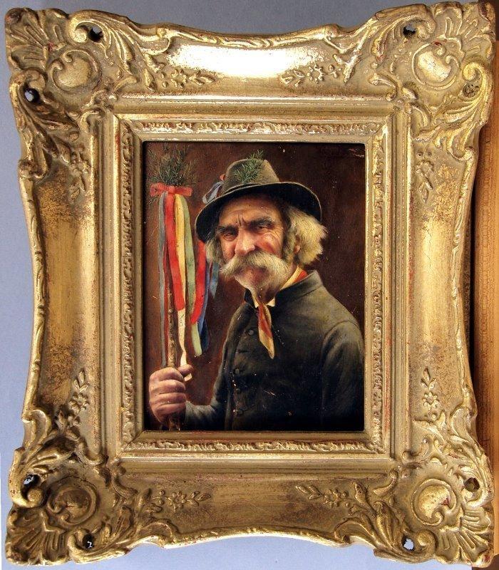 WILHELM KLEIN 1821-1897 AUSTRIAN