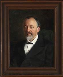Vladimir Egorovich MAKOVSKY 1846-1920 RUSSIAN PORTRAIT