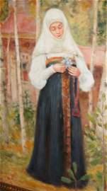 Plotnikov Vladimir Alexandrovich (Russian 1853-1919)