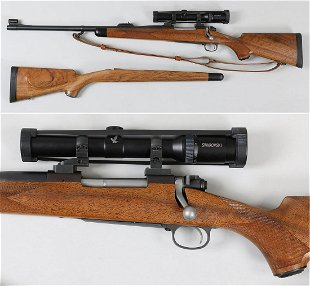 Winchester Pre-64 Model 70 7mm Bolt Action Rifle - Jan 14