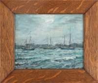 WHITNEY M. HUBBARD (Long Island, 1875-1965)