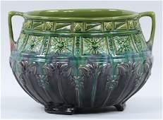 Art pottery jardiniere