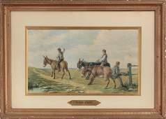 EDWARD GARRAWAY (British, 19th century)