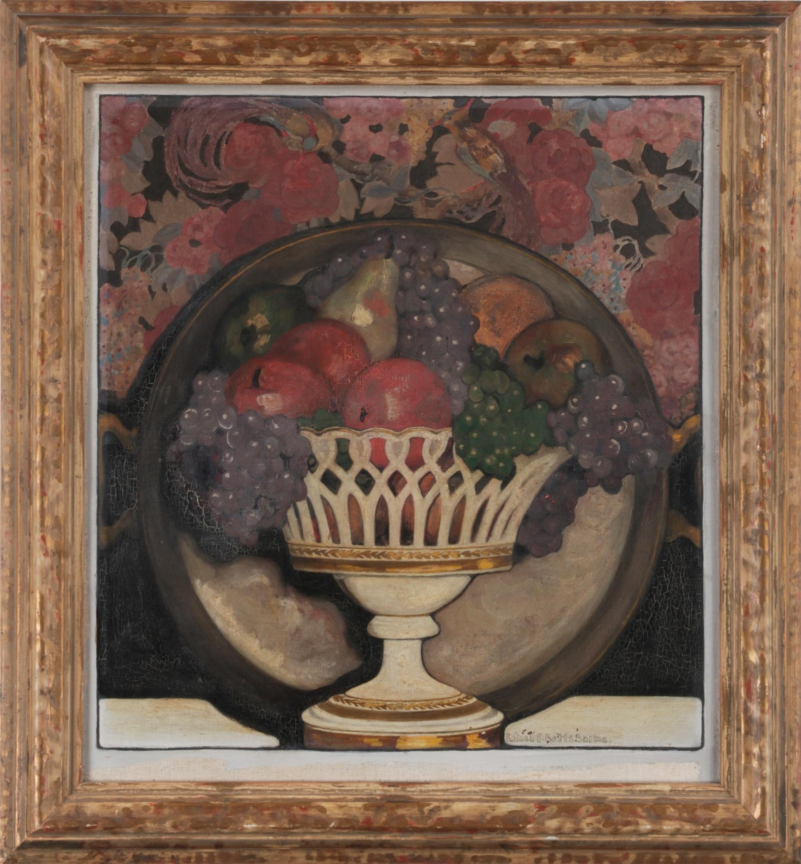 ETHEL FRANKLIN (BAINS) BETTS (American, 1877-1959)