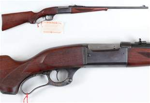 Savage Model 99 Lever Action Rifle in 250/3000