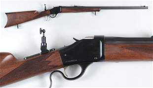 Browning Model 1885 Traditional Hunter in 38-55 cal