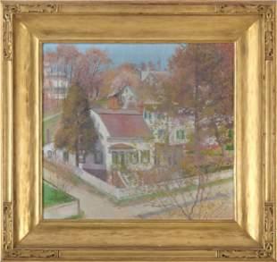 LEON FOSTER JONES (American, Long Island, 1871-1940)