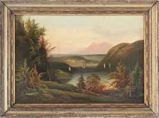 Hudson River Valley landscape