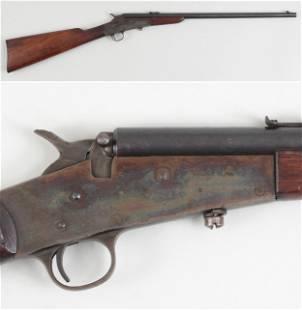 Remington Model 6 rolling block rifle