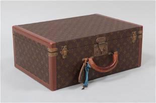 Louis Vuitton small suitcase