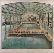 Sutro Baths poster, 1896