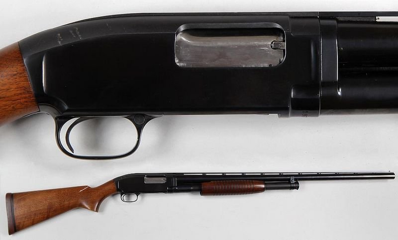 Winchester M12 ''Heavy Duck'' in 12g 3''. Simmons vent
