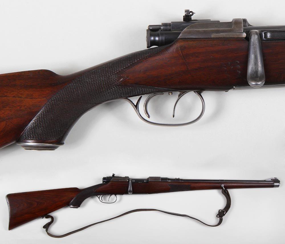 Mannlicher Schoenauer model 1903 Mountain Carbine in